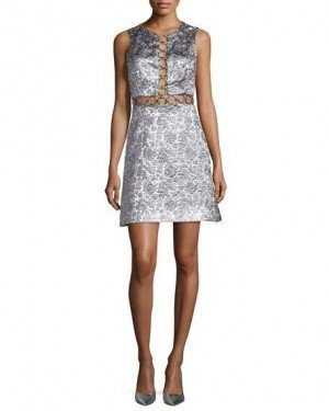 147357487435099889-michaelkor-collectionsleeveless-brocade-dress-ring-silver